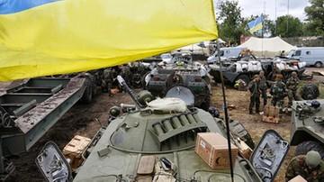 Ukraina: czterech żołnierzy zginęło na froncie w Donbasie