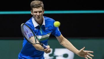 ATP w Rotterdamie: Hurkacz odpadł po heroicznej walce! Tsitsipas w ćwierćfinale
