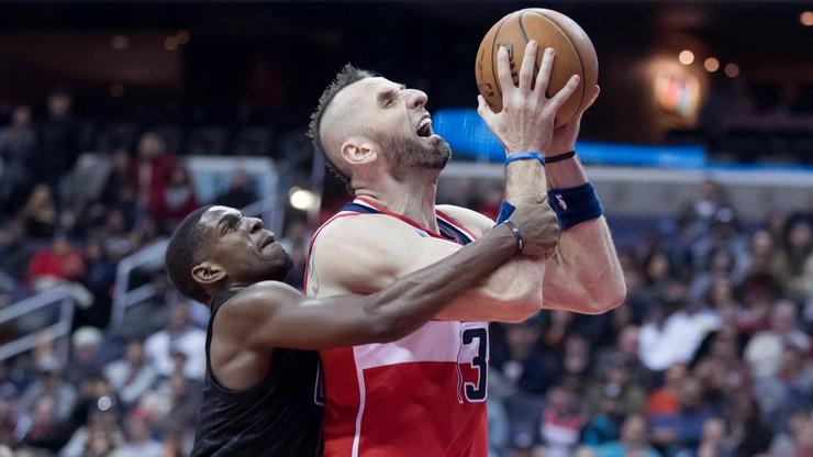 NBA: Wizards chcą oddać Gortata