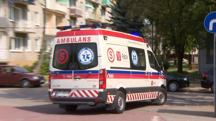 Częstochowa: 10-latek potrącony przez b. wiceprezydenta opuścił szpital