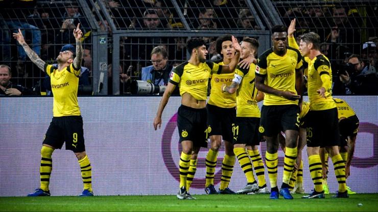 Bundesliga: Borussia Dortmund wykupiła napastnika FC Barcelona