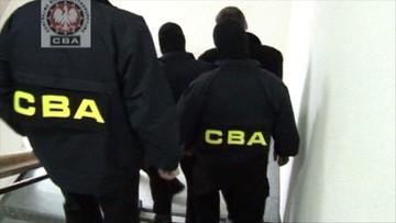 CBA w dwóch uczelniach i dwóch firmach informatycznych