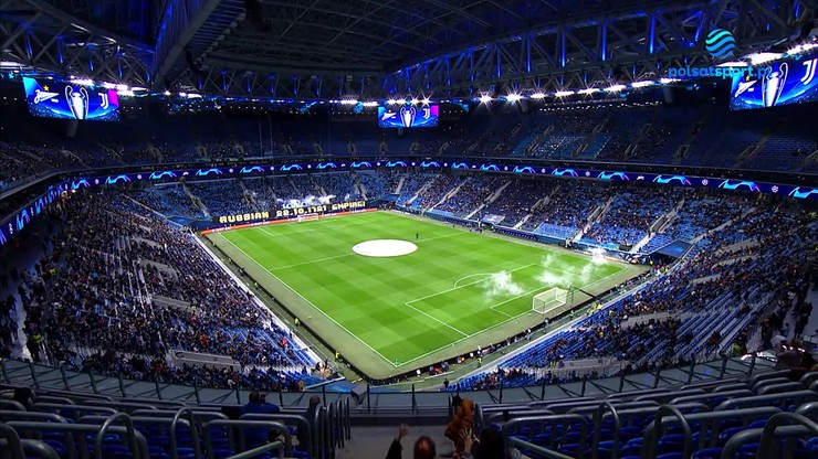 Zenit Petersburg - Juventus. Skrót meczu