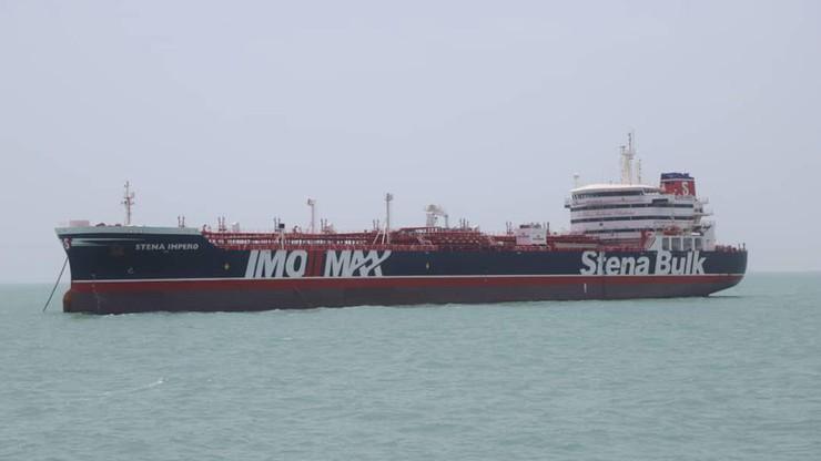 Iran: cała 23-osobowa załoga Stena Impero jest bezpieczna i zdrowa