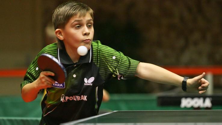MP w tenisie stołowym: Kulczycki powalczy o medal