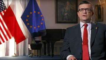 """Polski ambasador w """"NYT"""": częściowe obwinianie Polski o Holokaust to wielka niesprawiedliwość"""