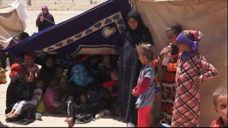 UNICEF: 20 tys. dzieci uwięzionych w oblężonej irackiej Faludży