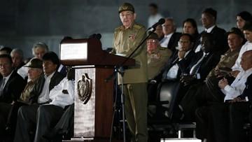"""Raul Castro nie zostawił złudzeń. Dalej będzie """"budował socjalizm"""""""