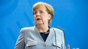 Merkel wyklucza udział Niemiec w uderzeniu militarnym na Syrię