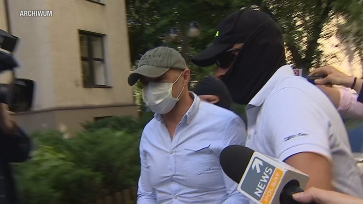 Przedłużono areszt dla Sławomira Nowaka