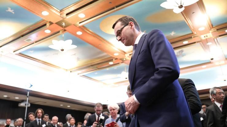 """""""Premier Polski zabił w sobie człowieka"""". Rzeczniczka MSZ Rosji krytykuje artykuł w Politico"""