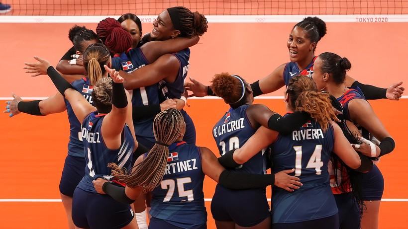 Tokio 2020: Pary ćwierćfinałowe turnieju siatkarek