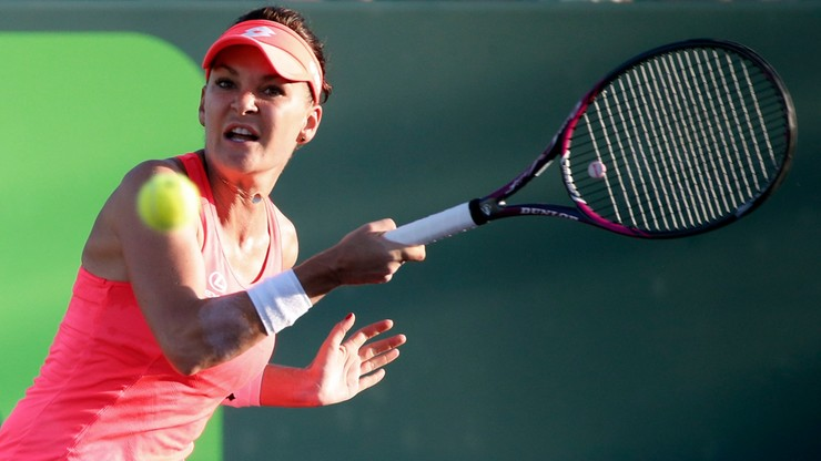 WTA w Miami: Radwańska gładko przegrała z Azarenką w 1/8 finału