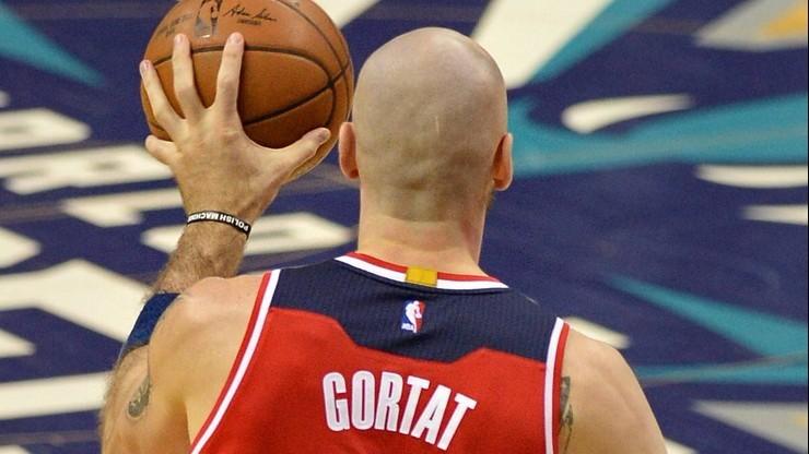 NBA: Wizards ulegli Celtics po dogrywce, 10 punktów Gortata