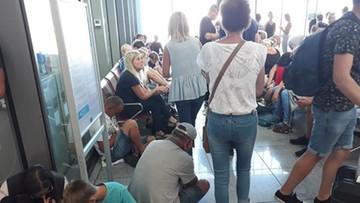 Polscy turyści spędzili w Burgas drugą noc. Powrót z wakacji z opóźnieniem i na raty