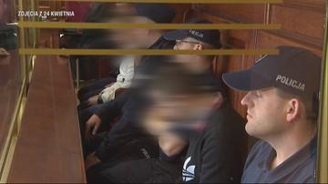 Brutalnie pobili, a zdjęcia konającego pokazywali znajomym. Sąd utrzymał wyrok 25 lat więzienia