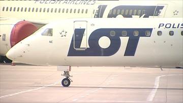 Personel lotniczy ma rozpocząć strajk 18 października. PLL LOT: nie ma podstaw legalności