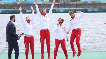 Tokio 2020: Polki zdradziły, jak świętowały zdobycie medalu