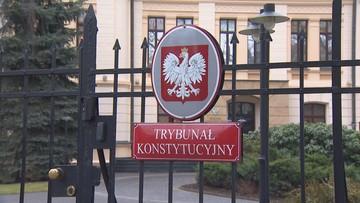 Przerwano rozprawę przed Trybunałem Konstytucyjnym ws. sporu kompetencyjnego