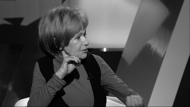 Nie żyje Maria Czubaszek
