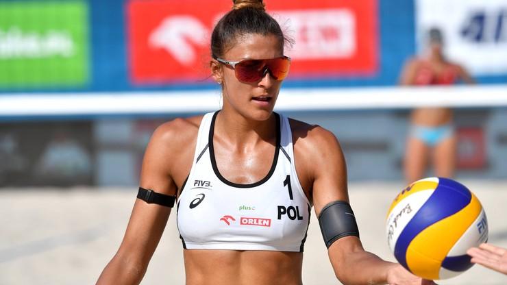 Tokio 2020: Turniej kwalifikacyjny w siatkówce plażowej z udziałem polskich par