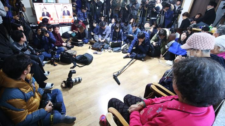 Japonia: osiągnięto porozumienie w sprawie tzw. kobiet do towarzystwa