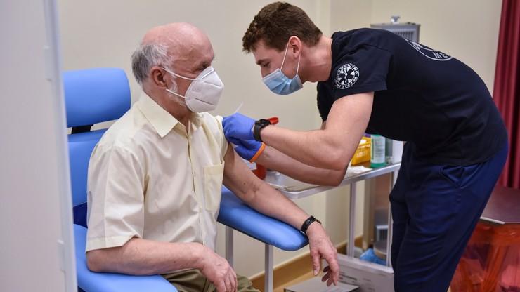Koronawirus w Polsce. Ponad milion zaszczepionych przeciw Covid-19