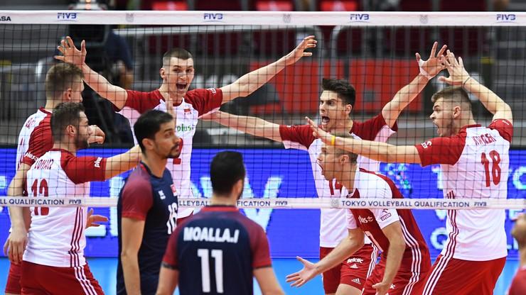 Kwalifikacje olimpijskie Tokio 2020: Polscy siatkarze muszą pokonać Francję w Gdańsku