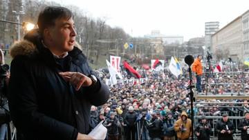 Saakaszwili przegrywa przed sądem. Możliwa ekstradycja byłego prezydenta Gruzji