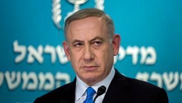 """Netanjahu: zarzuty mediów o korupcję są """"bezpodstawne"""""""