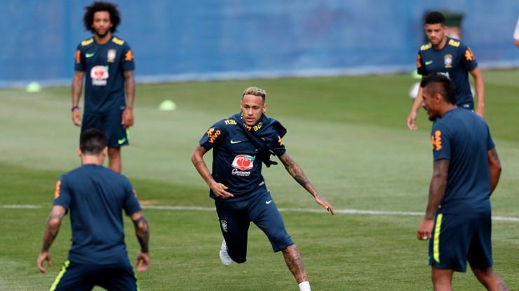 MŚ 2018: Neymar nie dokończył treningu