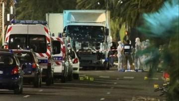 Już 86 ofiar zamachu w Nicei
