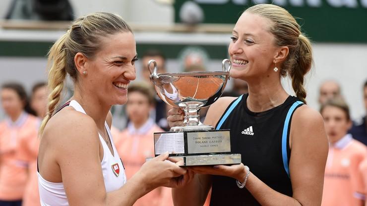 French Open: Drugi wspólny triumf Babos i Mladenovic w deblu