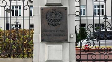 Ministerstwo Sprawiedliwości apeluje do sędziów ws. czwartkowych zebrań w sądach