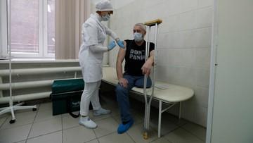 Nowa rosyjska szczepionka zawiera całego wirusa. Ma być skuteczniejsza