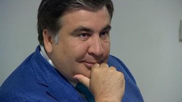 Micheil Saakaszwili został wykładowcą akademickim w Holandii
