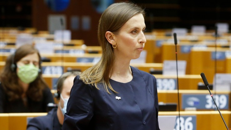 Sylwia Spurek chce zakazu reklam mięsa i nabiału