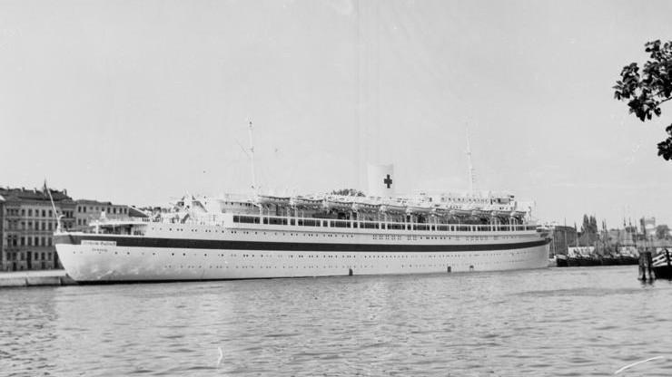 Badali stan wraku Wilhelma Gustloffa na Bałtyku. Znaleźli ciało nurka