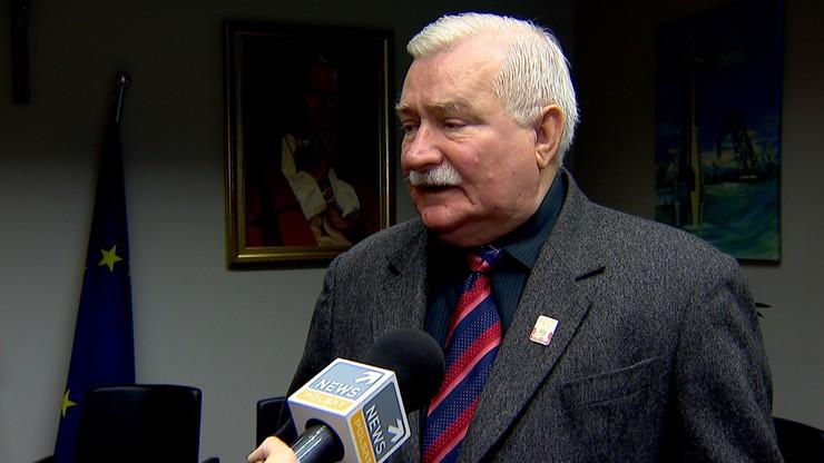 """Wałęsa apeluje o pomoc w ratowaniu demokracji w Polsce. """"Potrzebne efektywne działania"""""""