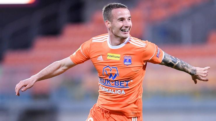 Fortuna 1 Liga: Lider lepszy w meczu na szczycie