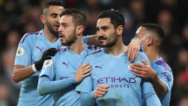 Premier League: Manchester City pokonał Leicester w meczu na szczycie!