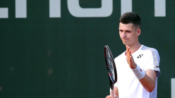 US Open: Hurkacz odpadł w pierwszej rundzie debla