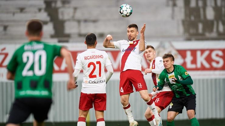 Fortuna 1 Liga: Wysoka porażka Widzewa, wygrana ŁKS