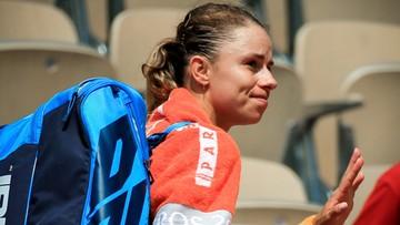 Roland Garros: Magda Linette awansowała do 1/8 finału debla
