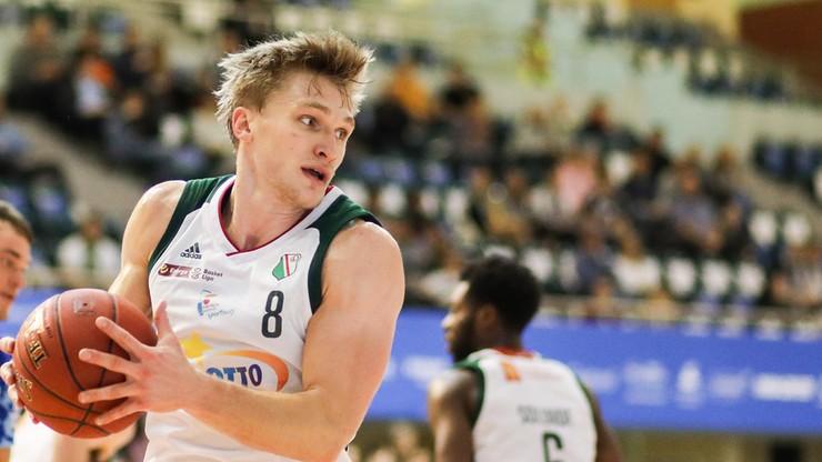 Liga Mistrzów FIBA: Porażka Legii Warszawa z Niżnym Nowogrodem