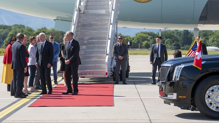 Dziś spotkanie Biden-Putin. W tle słynny handlarz bronią