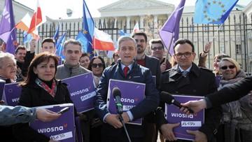 Koalicja Europejska, Kukiz'15, PiS i Wiosna rozpoczęły rejestrację list do PE