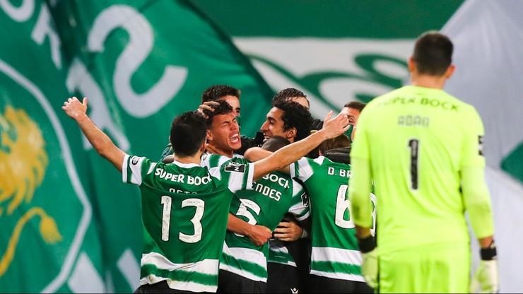 Wszędzie dziwnie, ale w Portugalii najdziwniej. Sporting idzie na mistrza?!