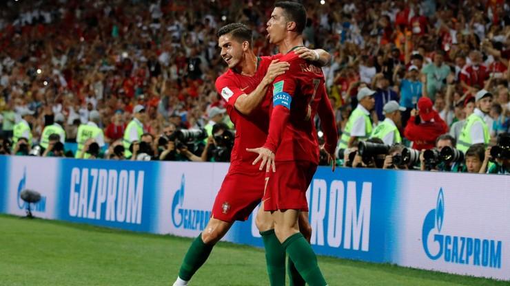 MŚ 2018: Kosmiczny mecz Portugalii z Hiszpanią! Hat-trick Ronaldo!