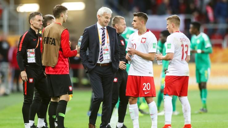 MŚ U-20: Remis z Senegalem dał Polakom awans do 1/8 finału